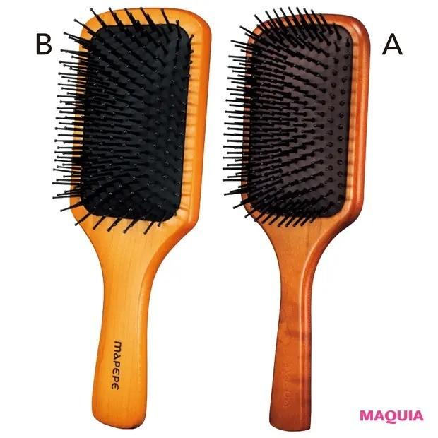 【くせ毛など髪のお悩み対策】ツヤが出ずパサついて見える!_おすすめのヘアブラシ