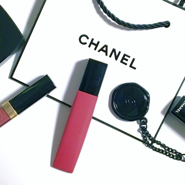 new CHANEL matte lip ♡