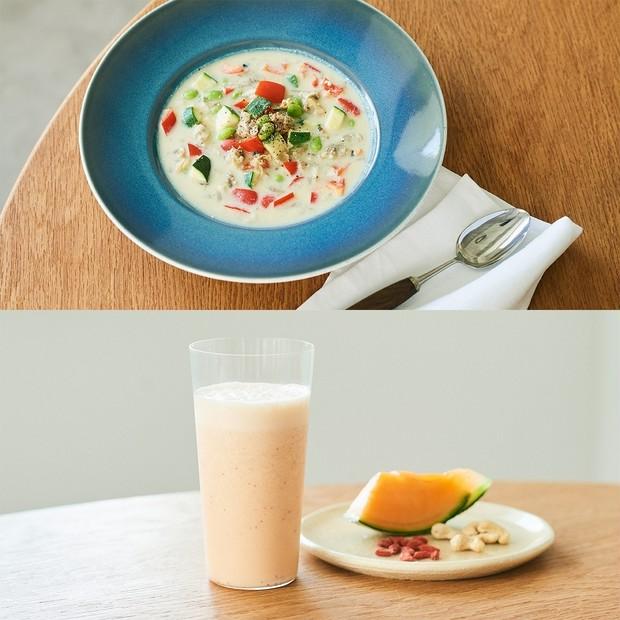 Atsushiさんが教える! 豆乳を使った夏にぴったりの美に効く美味しいレシピ2品