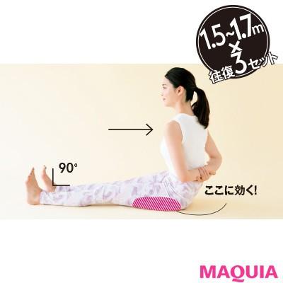 【本気で痩せたいあなたに】下半身の後ろ側の筋肉を増量「後ろ尻歩きトレ」_2
