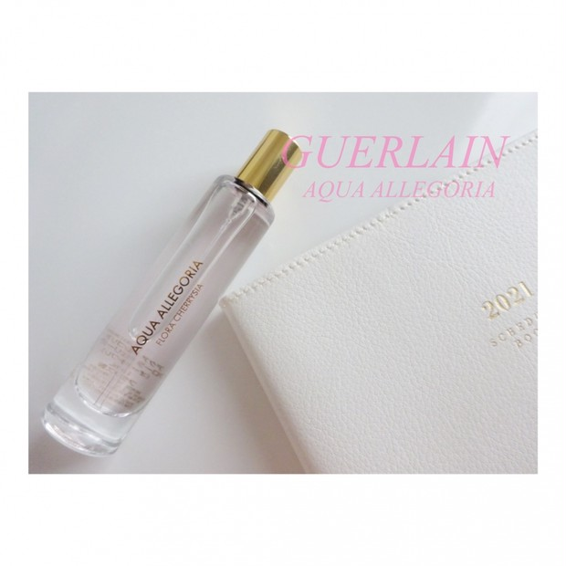 【GUERLAIN】人気香水のミニサイズがお洒落で素敵