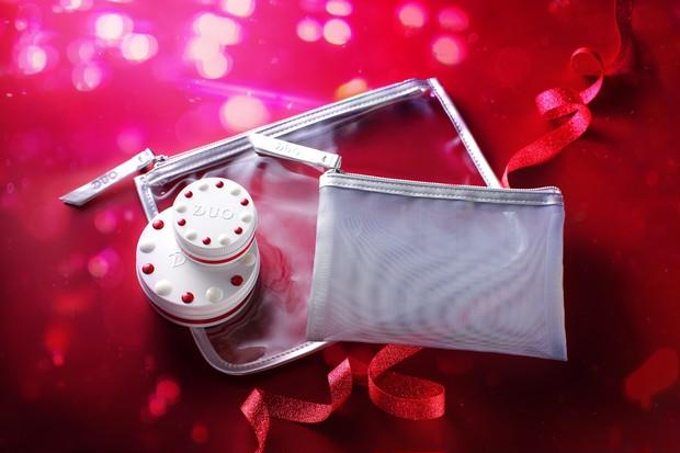 【クリスマスコフレ2020】DUOからショートケーキ型クレンジングバームを含むデュオ ザ コフレセット2020が登場_2