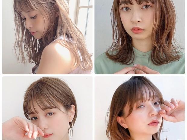 【ヘアカタログ】明るめカラーのおすすめヘアスタイル・髪型15選