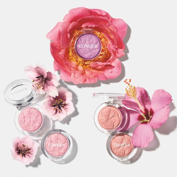 幻の桜ピンクも再登場!「クリニーク」から限定デザインのチークポップ3種