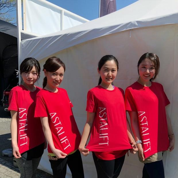 今年も走ってきました☆渋谷表参道WOMEN'S RUN!