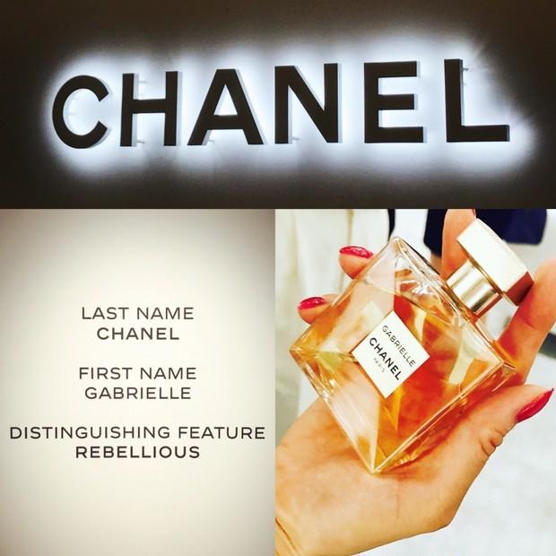 CHANELから待望の新作フレグランス「ガブリエル シャネル」が誕生。新製品発表会へ…
