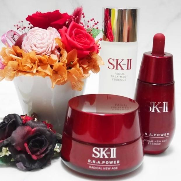SK-Ⅱがもたらす嬉しい変化に、肌と心が共鳴した2015年下半期。