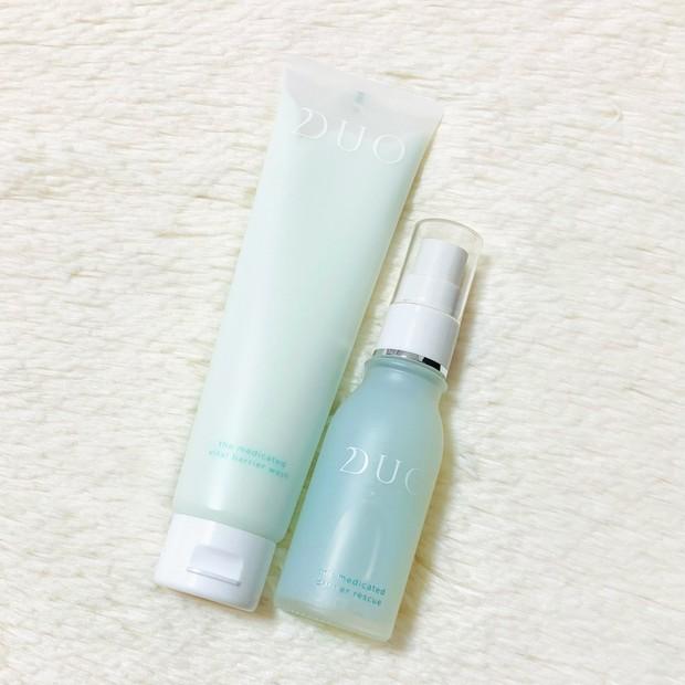 【DUO】1月20日新発売!敏感に傾いた肌を強化するアイテムが登場!