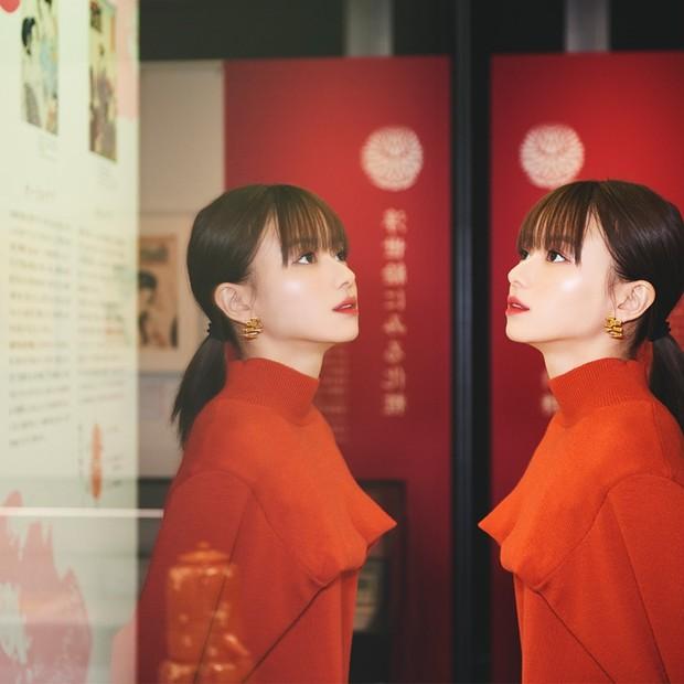 今も昔もメイクは楽しい! 山本舞香さんが『紅ミュージアム』で化粧の歩みについて学んできました