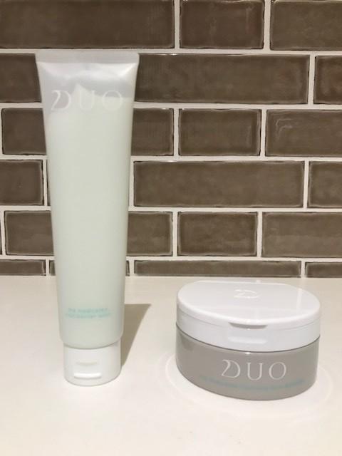 「DUO(デュオ)」のクレンジングバームで肌の土台作りをしっかりと