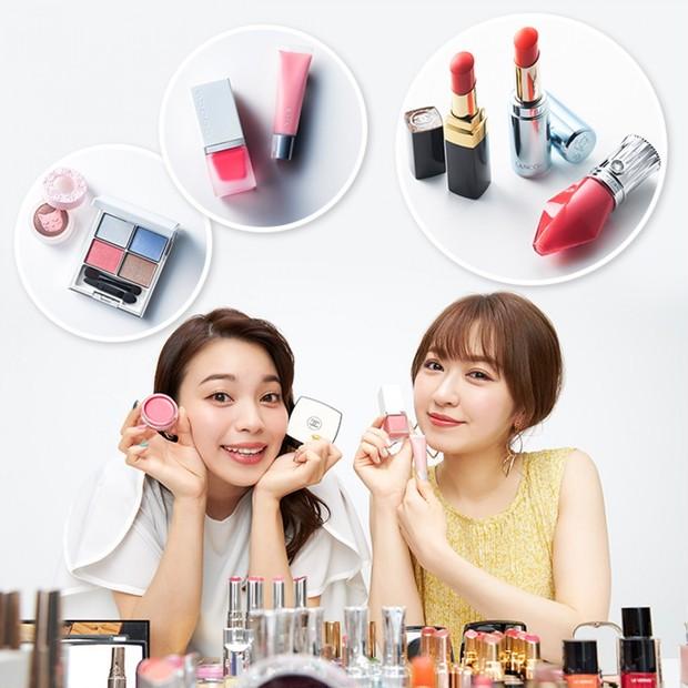 元美容部員 和田さん。と千葉由佳が初共演! 2020年夏新色を試して&語って本気セレクト