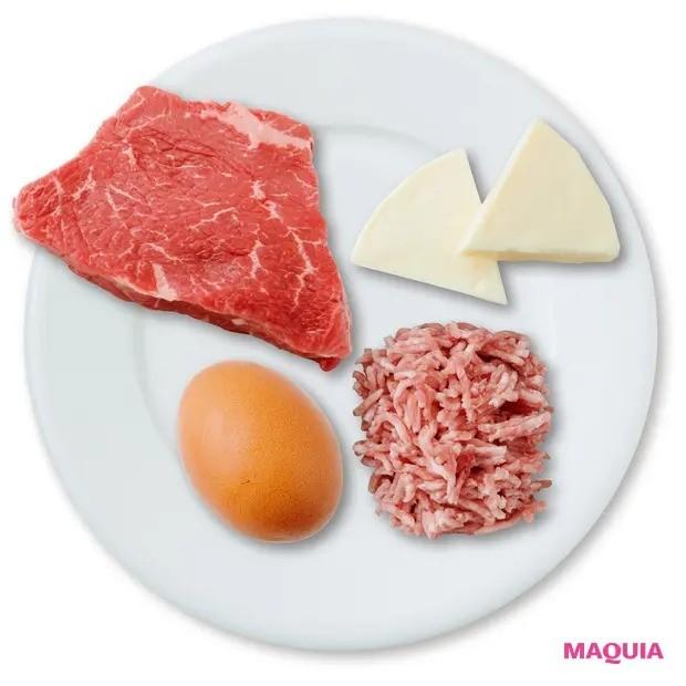 【美容スープレシピ】タンパク質 筋肉、肌、髪を作る栄養素。不足すると代謝が低下