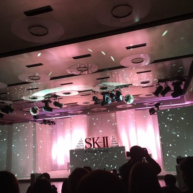 SK-Ⅱの新アンバサダー発表会・新製品お試し会レポート
