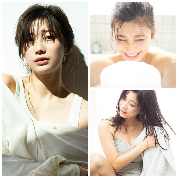 人気グラビアアイドル・女優の小倉優香さん、美ボディの秘密をバスタイムから探る!【小倉優香のお風呂の入り方】