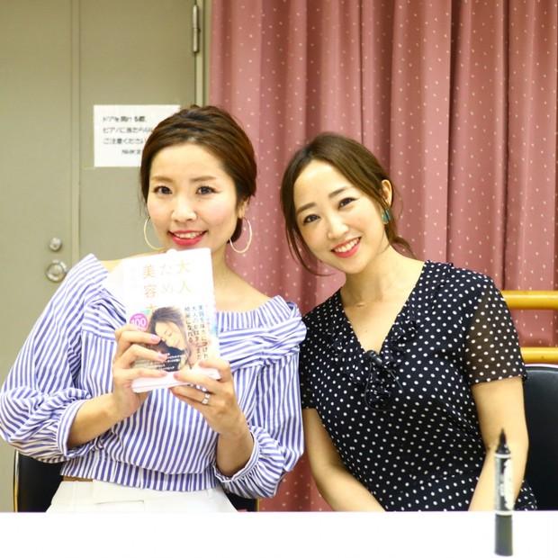人気美容家 神崎恵さんによるBeauty講座へ行ってきました!