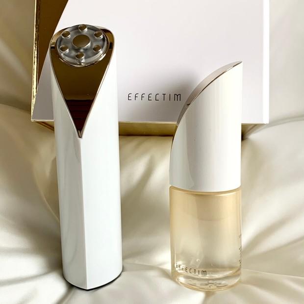 資生堂とヤーマンによる新エイジングケアブランド『エフェクティム』誕生! 話題の「美顔器」で効率よく美肌磨きを実現 #金曜日の肌投資コスメ