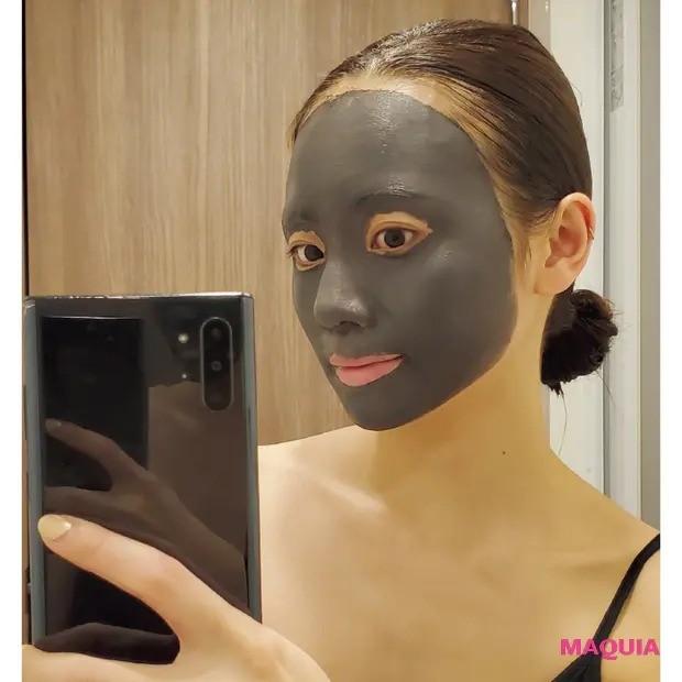 【伊原 葵さんのBeautyルームツアー】SABONの泥マスクでふっくらツヤツヤ肌に