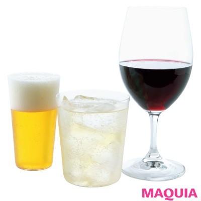 【食べ痩せダイエット】ルール7:お酒は適量なら飲んでOK
