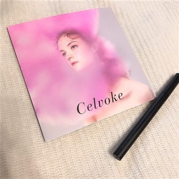 【Celvoke】シュアネス アイライナーリキッド S<2021 S/S Collection>新色限定のパープルカラーでお洒落な目元に変身✨