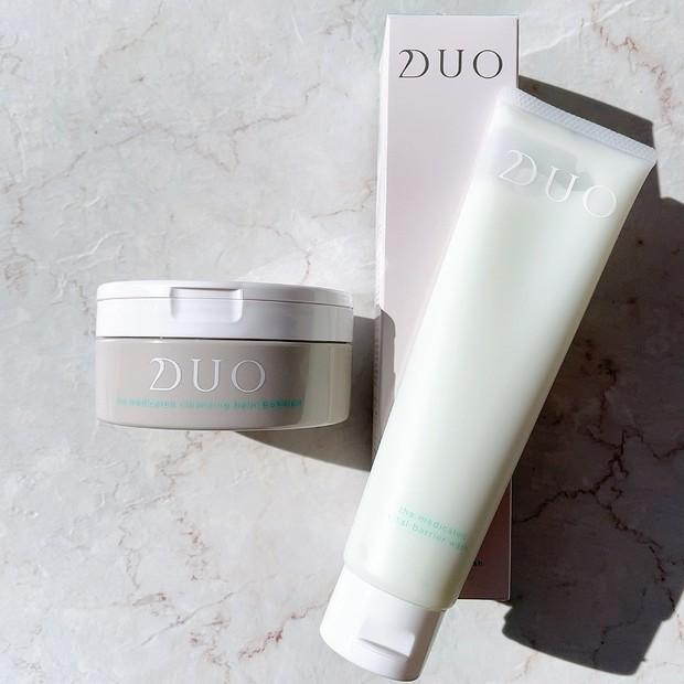 【DUO】敏感肌ならこれ!大人気のDUO(デュオ)の敏感肌用クレンジングと洗顔をレポ!_1