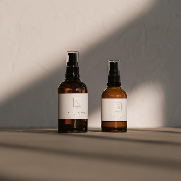 N organicのローションとセラムがリニューアル。肌あれをおさえてゆらぎにくい肌に
