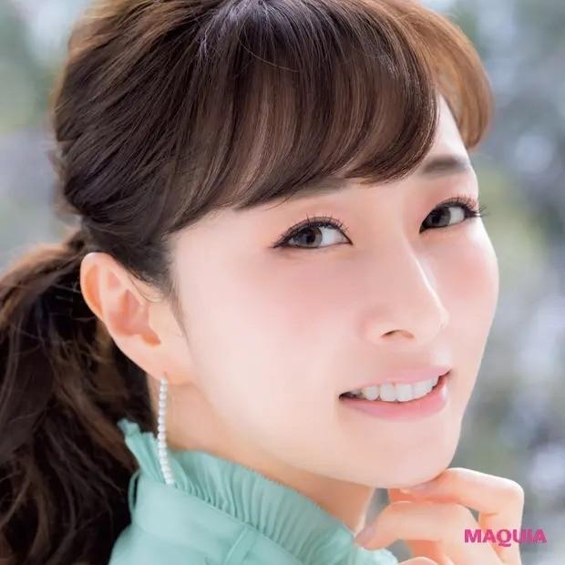 【石井美保さん厳選化粧品】今っぽさと大人っぽさを感じる色選びがカギ