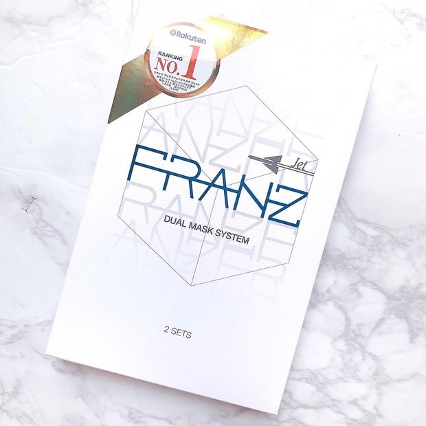 【FRANZ(フランツ)】おこもり美容にぴったり!簡単にエステ気分を味わえる美容マスクをレビュー♡
