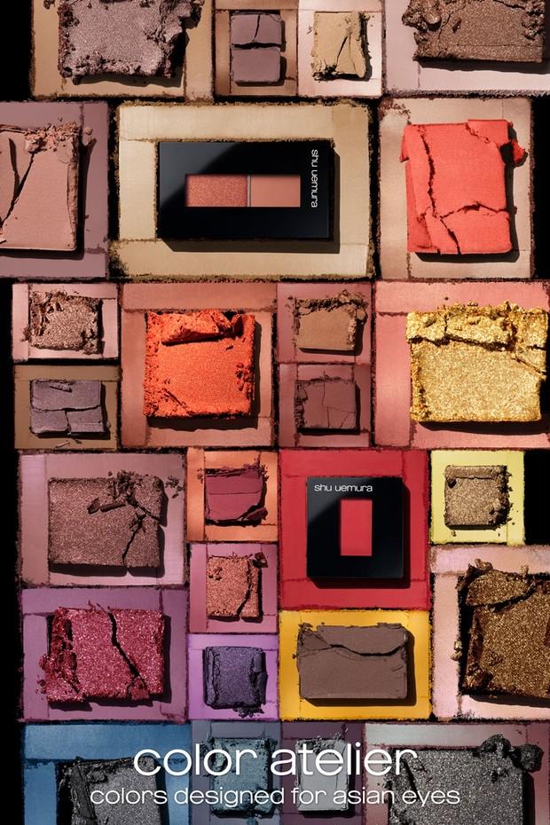 圧巻の全100色! 「シュウ ウエムラ」の新アイシャドーならお気に入りカラーが必ず見つかる!_1