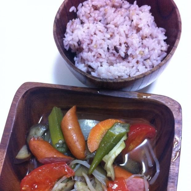 ♥家で和食で体内ケア♥