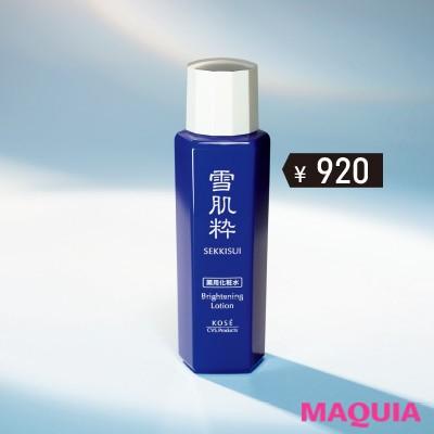 プチプラ化粧水部門 第1位  雪肌粋 薬用化粧水