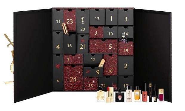 【クリスマスコフレ2020】イヴ・サンローラン ノエル アドベント カレンダー