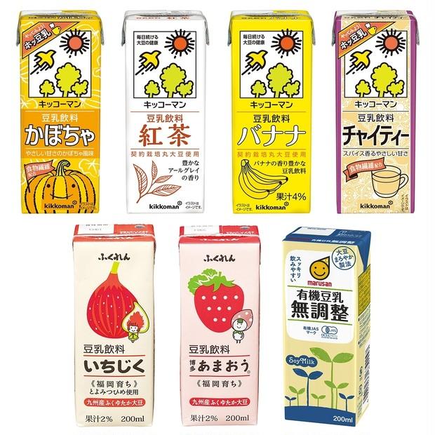 美容オタクのマキア公式ブロガーがこっそり飲んでいる「これ好き♡」な豆乳ドリンク&アレンジ術