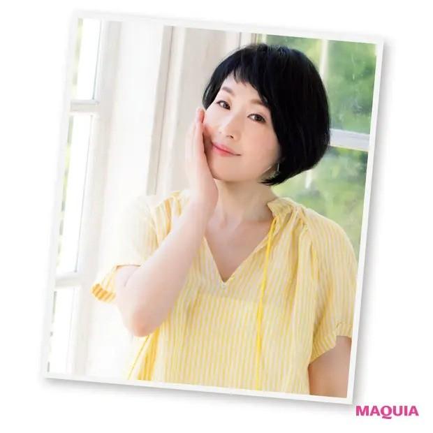 【美容家・小林ひろ美さんの美容法】エイジング悩み_2