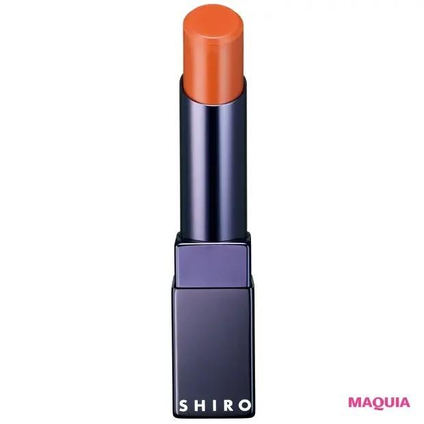 【SHIROの人気アイテム】SHIRO ジンジャーリップスティック 9I02
