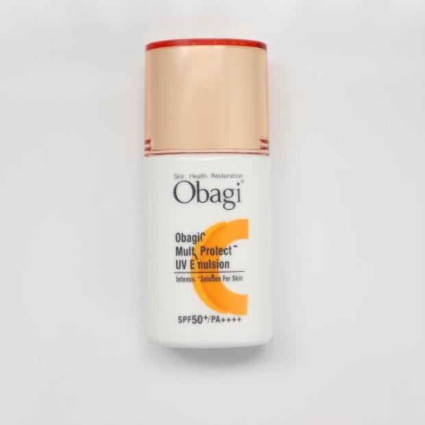 【UV乳液】オバジの使い切り乳液