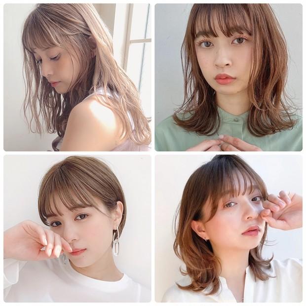 【ヘアカタログ】明るめカラーのおすすめヘアスタイル・髪型15選(2021年冬最新)
