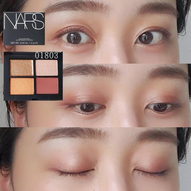【NARS】オレンジとパープルの組み合わせがお洒落すぎる新作アイシャドウ