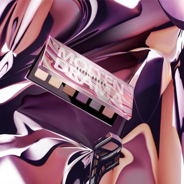 その輝き、まるで液体金属!「ボビイ ブラウン」の濡れ感ツヤめきアイパレットが5月10日数量限定発売