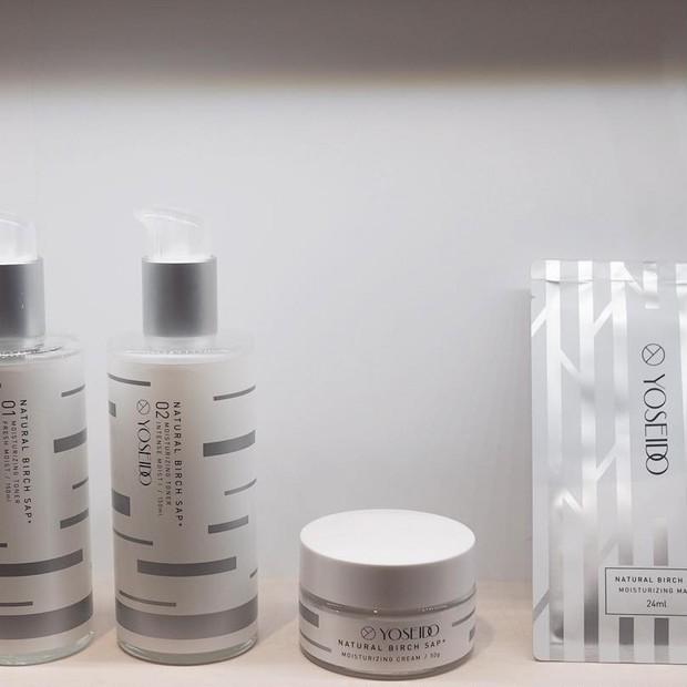 【YOSEIDO】希少な白樺樹液を100%使用したスキンケアブランド
