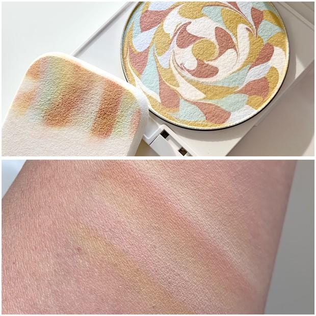【春コスメ2021】カラフルなのに混ぜると肌色に!? 進化した「ディエム クルール」の虹色ファンデーションで、ふわっと発光する透明美肌を叶える #マンデーカラースウォッチ_4