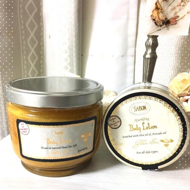 今年も「まぼろしの香り」がやってきた♡SABONのゴールデンアイリスで上品&リッチなボディケアタイムを♪