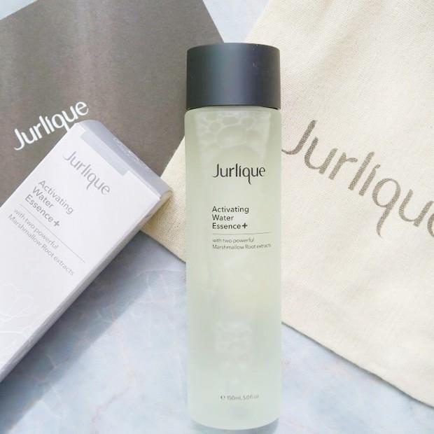 Jurliqueハイドレイティング ウォーターエッセンス+。天然精油11種ブレンドの良い香り♪