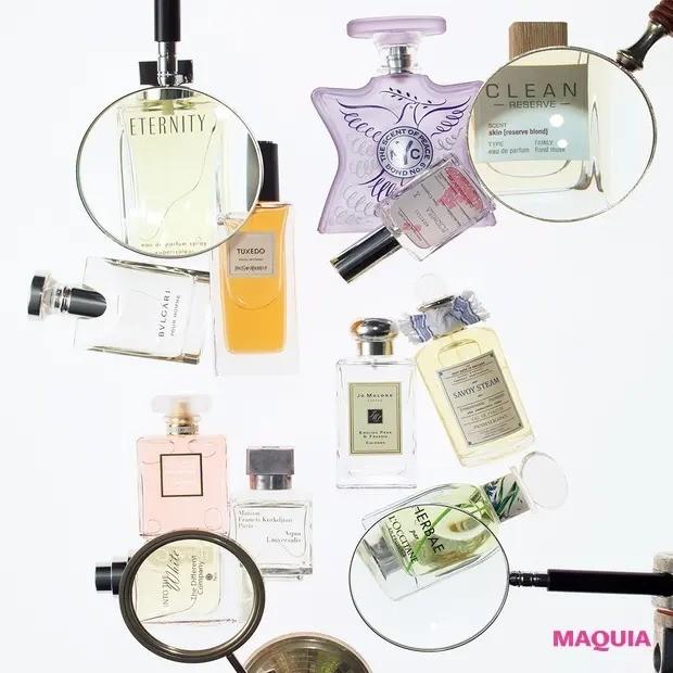 【人気の香水】理想の女性像をサポートする香水12選
