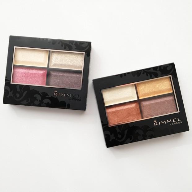 RIMMEL(リンメル)の2019冬限定色をお試し! ラメ×アンティークカラーの組み合わせが最高におしゃれ #プチプラコスメは水曜日に
