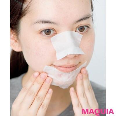 【肌をもっと綺麗に! 肌本来の美しさを引き出すスキンケア】化粧水のコットンパックで保湿&鎮静を