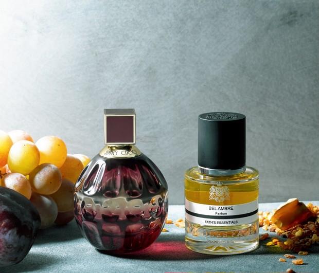 秋から冬は重めの香りが吉◎ ボディの「裏側」につけると、さらにいいことが!