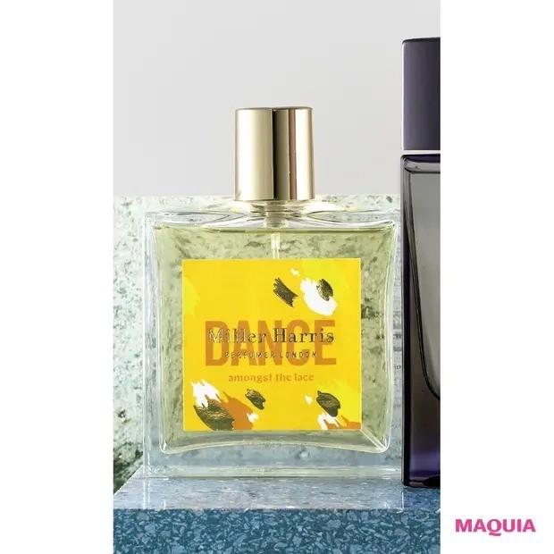 【2021年の開運香水】2月の運を呼び寄せる香り_Miller Harris 都会と共存する植物の新鮮でユニークな香り