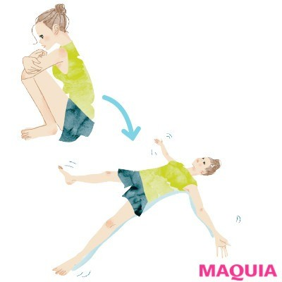 【夏バテ対策】Q 眠れないときに自律神経を整えるには?_寂しん坊体操