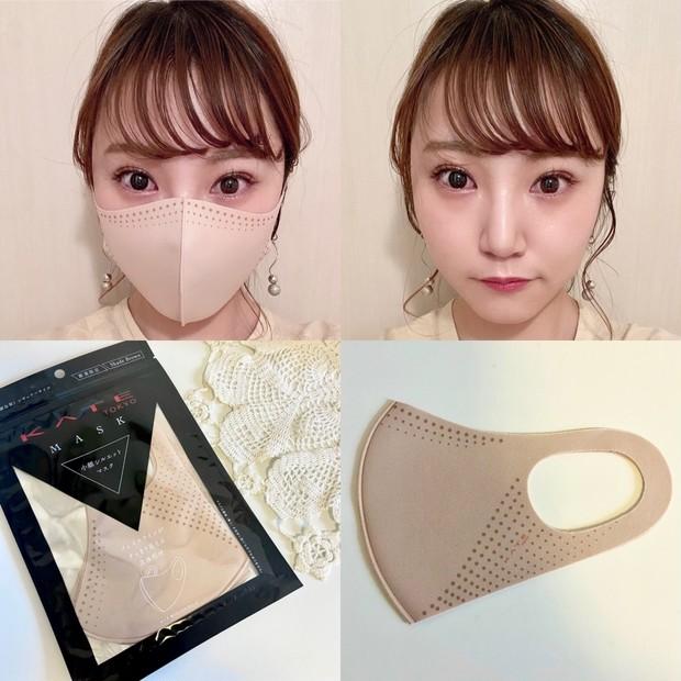 【今話題のアレ】KATEの小顔マスク(限定)を使ってみた