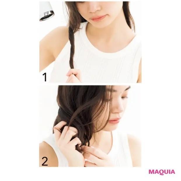 3. 「クセ毛でうねる」タイプにおすすめ_